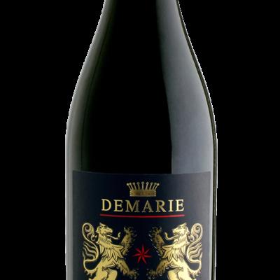 Bottiglia di vino Barbaresco DCG del Piemonte cantina Demarie