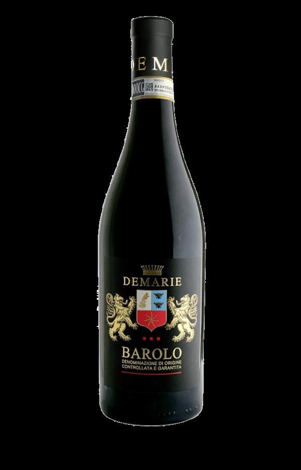 bottiglia di Barolo DOCG della cantina Demarie