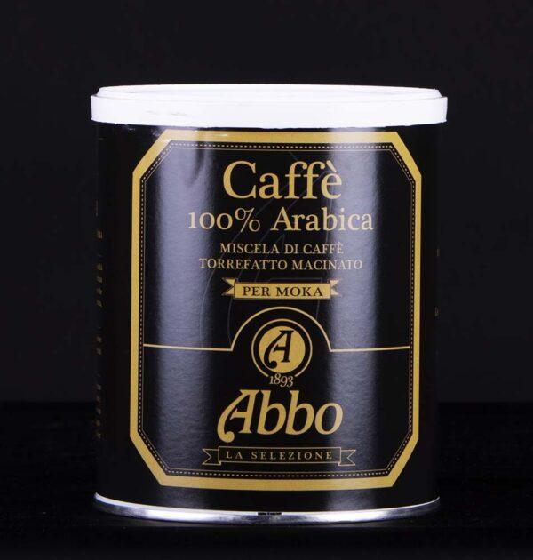 Caffè Abbo qualità arabica