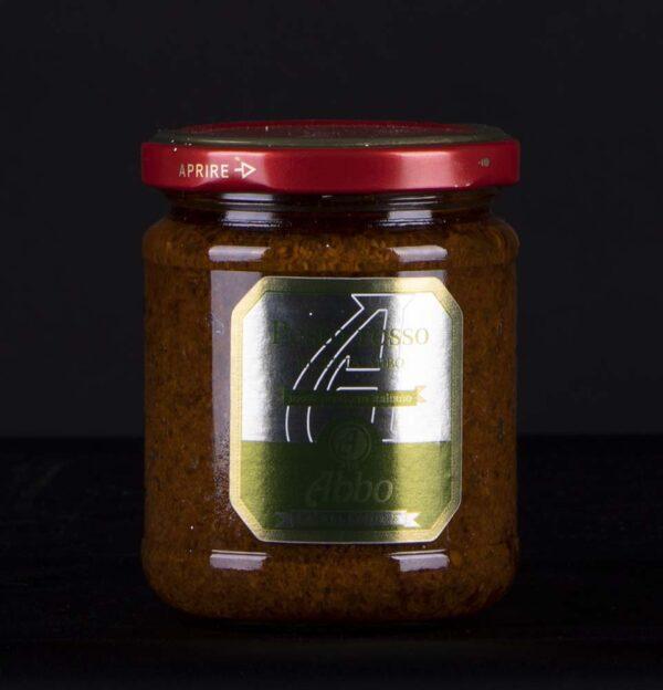 Pesto rosso con pomodori secchi ricetta Abbo