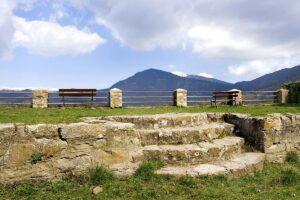 Il santuario celtico, poi fortezza romana, di Bajardo